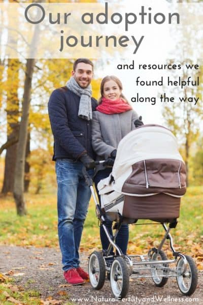 Our adoption process and helpful resources we found along the way