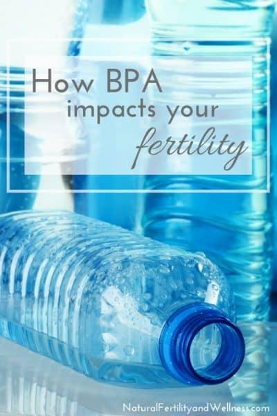 How BPA impacts fertility