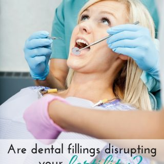 dental fillings and fertility