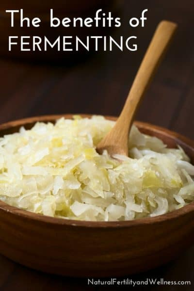 The benefits of fermenting don't stop at fighting illness