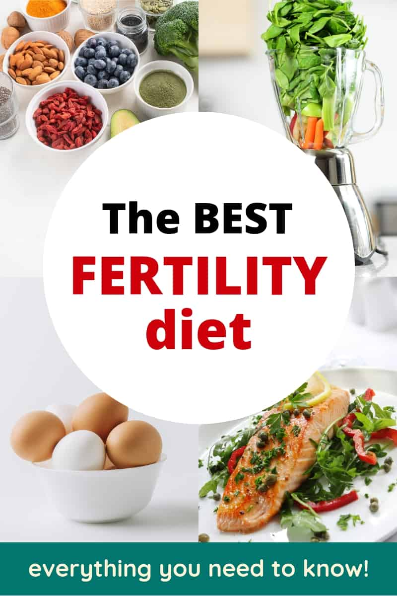 food for a fertility diet