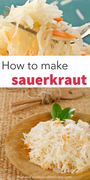 how to make sauerkraut photos