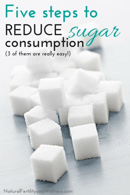 reduce sugar consumption