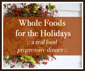 whole foods recipes for the holidays