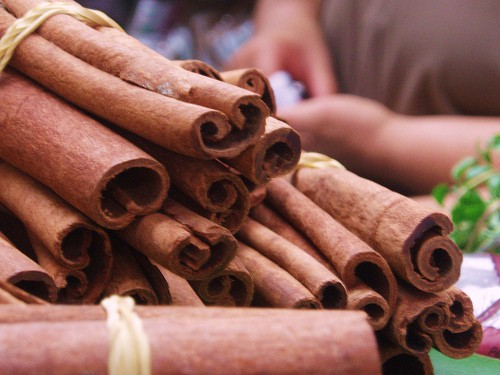 Nine must have spices and herbs - cinnamon is #7