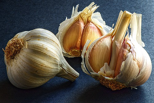 Nine must have spices and herbs - garlic is #2