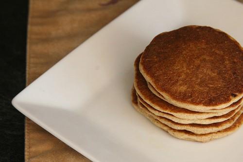 soaked pancakes recipe