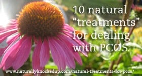 treat pcos naturally