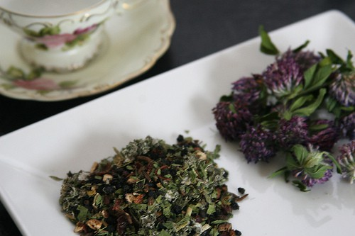 fertility tea recipe