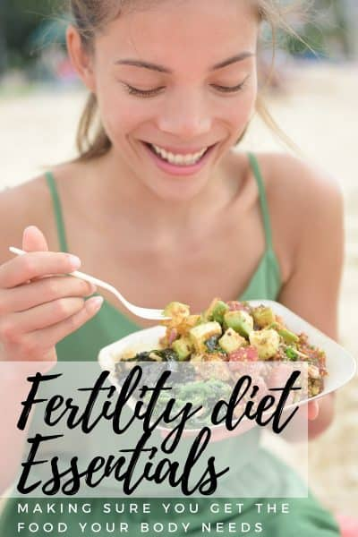 weight and fertility, how body fat affects hormone balance