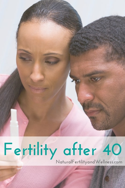 Fertility after 40