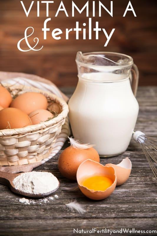 Vitamin A and Fertility