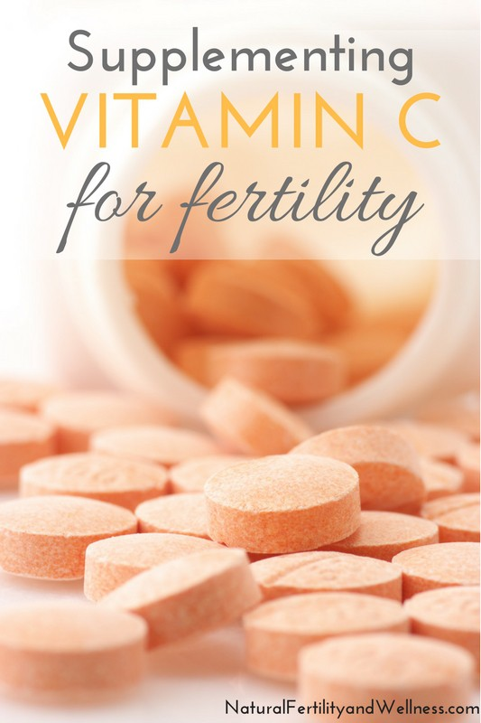 vitamin c for fertility