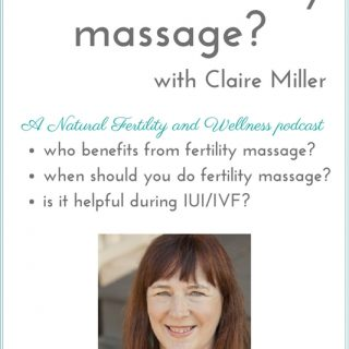 What is fertility massage