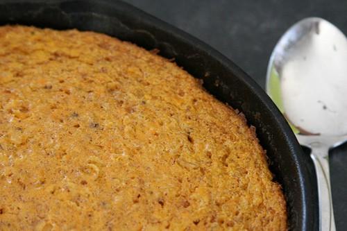 sweet potato soaked oatmeal