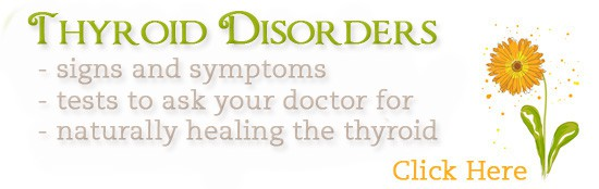 Healing the thyroid naturally