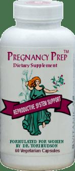Herbal Pregnancy Prep supplement