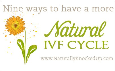 how to have a natural ivf cycle