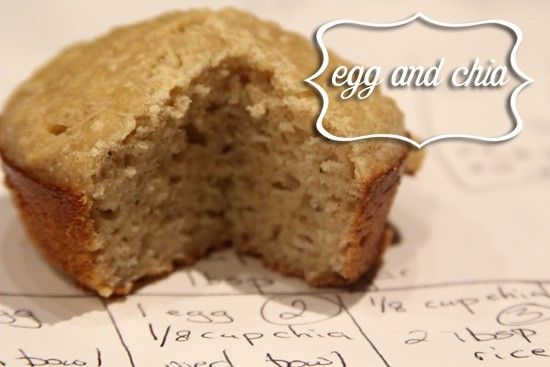 gluten free bread with chia