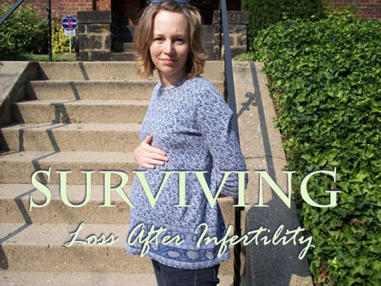 Surviving Loss After Infertility