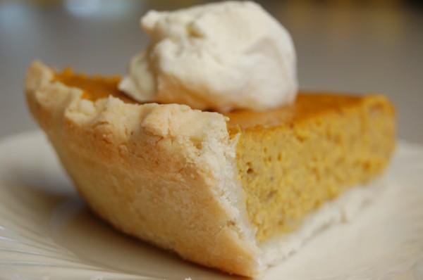 Pumpkin Pie :: Gluten Free :: {Recipe}