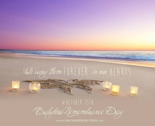 Pregnancy and Infant Loss Remembrance