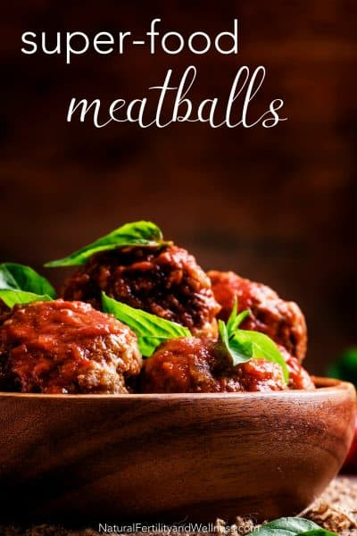 super-food meatballs