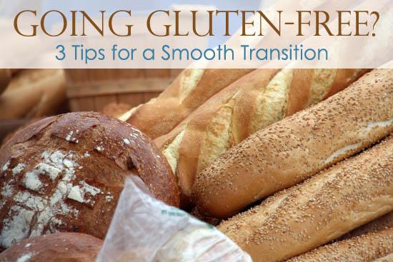 Going Gluten Free?