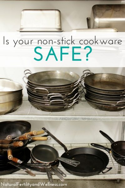 is your non-stick cookware safe?