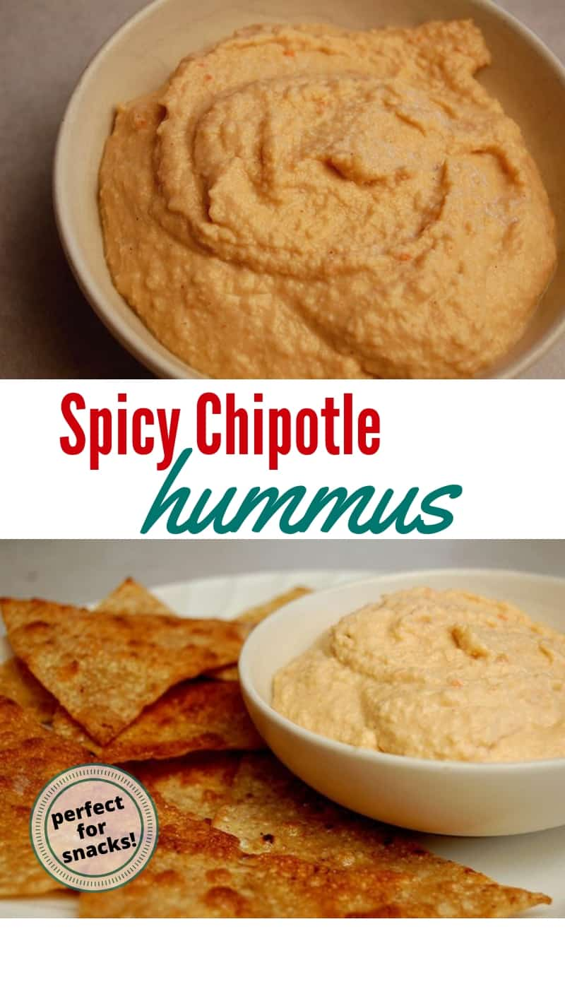 Chipotle Hummus feature image