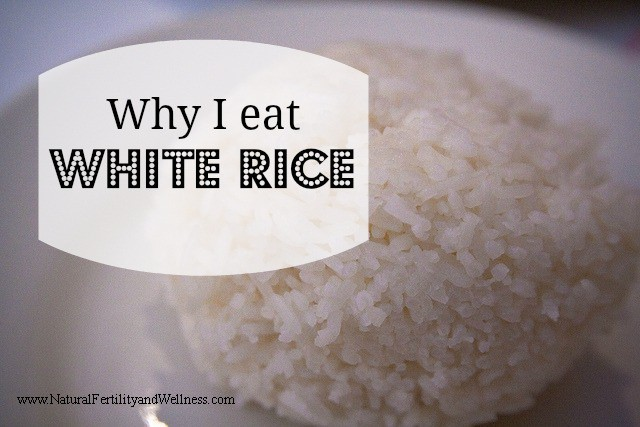 white rice vs brown rice