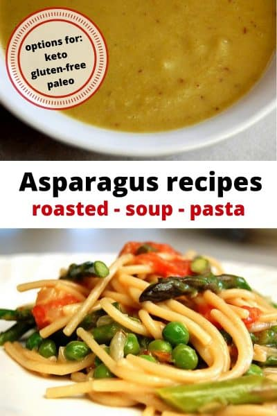 Asparagus recipes