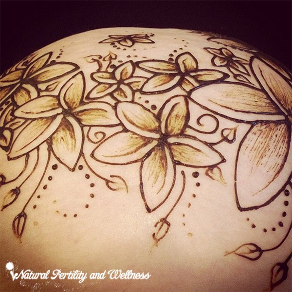 Blessingway henna