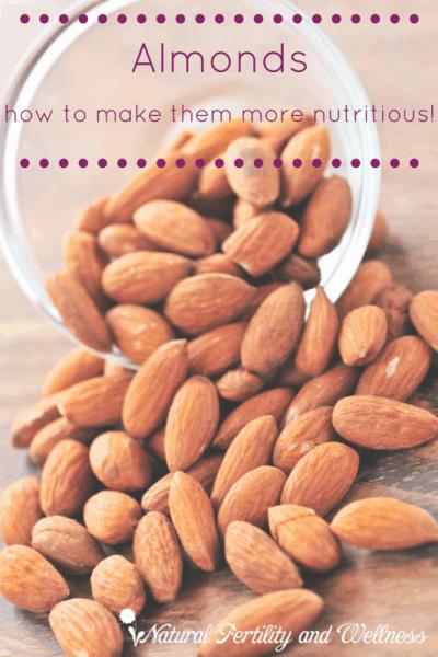 how to soak almonds