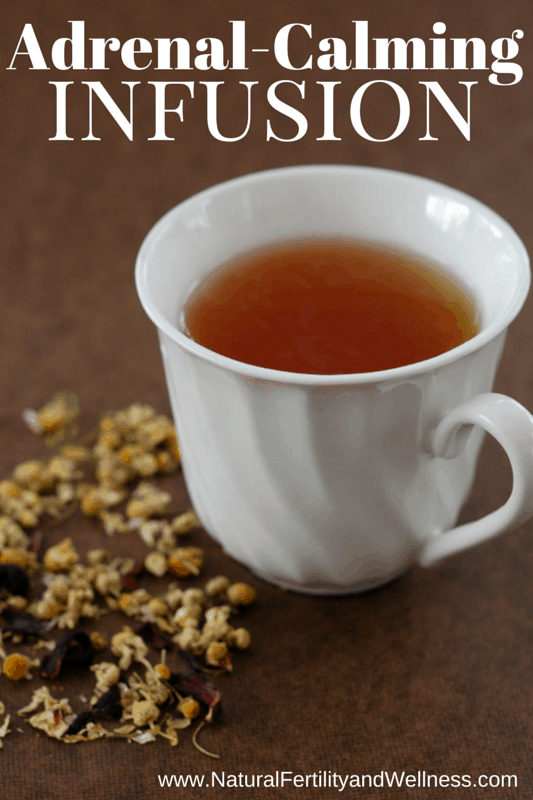 adrenal calming infusion
