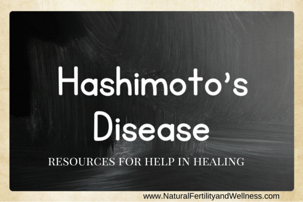 resources for help in healing hashimoto's