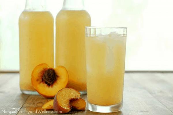 healthy, fermented soda