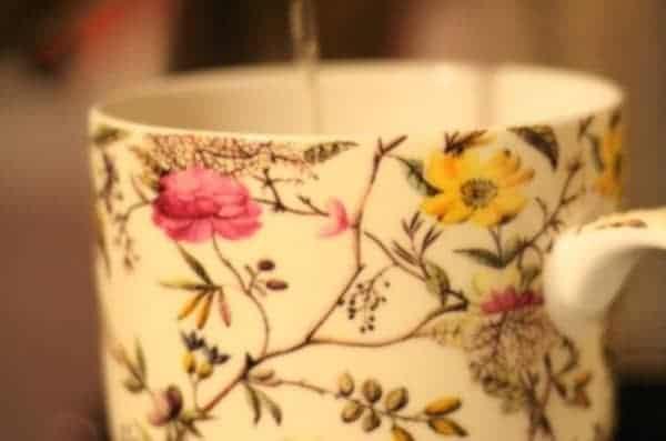 Tea recipe for women with endometriosis