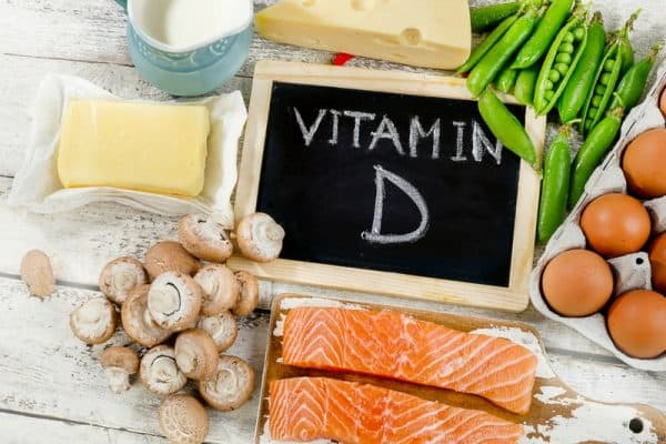supplementing vitamin D for infertility