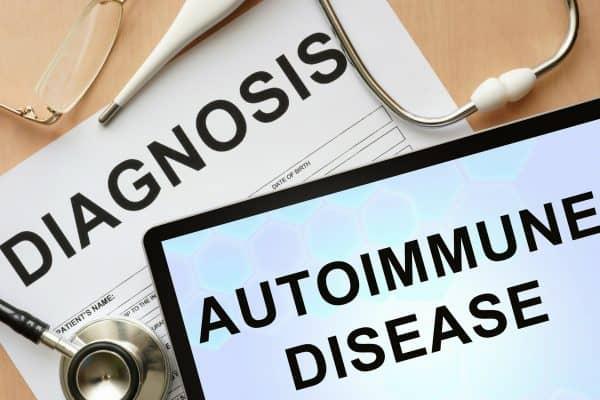 autoimmune diagnosis and fertility